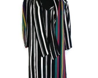 Vintage Stripped Dress