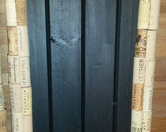 Chalkboard Barn Door Etsy