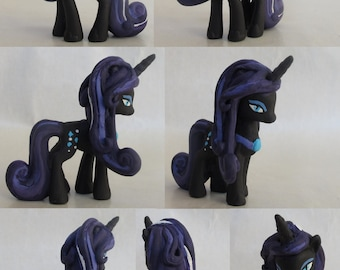 Nightmare Rarity custom My Little Pony unicorn