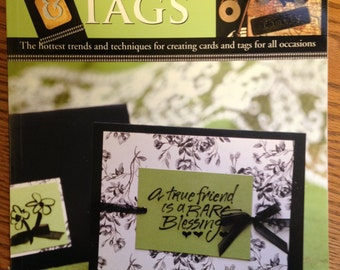 Its All About Cards And Tags (Leisure Arts #3623), Nancy M. Hill,