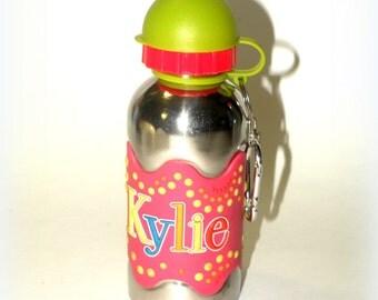 Kaylie Sports Water Bottle - Eco Friendly Stainless Steel