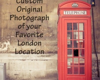 Custom London Photography, London photography, custom photographs