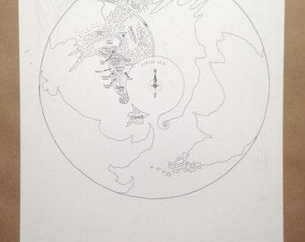 Unfinished Overside Map