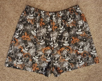 Men's Halloween Boxer Shorts