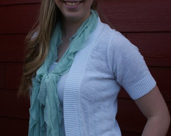 Ruffle Scarves- 2 for 14.00