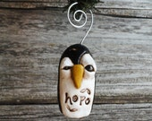 Penguin Ornament Christmas Ornament