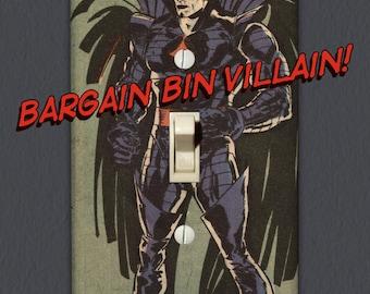 Mr. Sinister - Super Villain Light Switch Plate