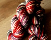 DK Yarn Single - 100% SW Merino - Valentine's Day - Cupid's Bow