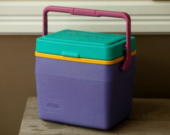 Vintage early 90s THERMOS Cooler