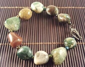 Second Nature Natural Stone Bracelet