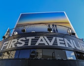 """Travel Photography, """"First Avenue"""", Prince, Minneapolis, The Artist, Customizable Sizes Upon Request"""