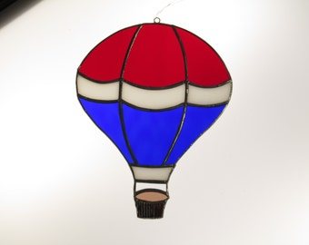 Stained Glass Balloon Suncatcher - Price Includes Shipping
