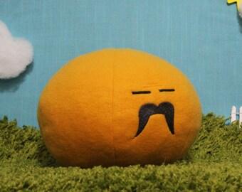 Dango Plush, Old Man Dango Pillow, Clannad Dango, Mochi Plush, Clannad Cosplay - Hand-made - size Medium
