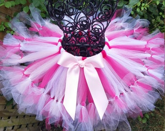 Girls Petti Tutu 1st Birthday Tutu Baby Girl Tutu Cake Smash  Tutu Photo Prop