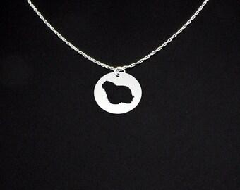 Bergamasco Shepherd Necklace - Bergamasco Shepherd Jewelry - Bergamasco Shepherd Gift
