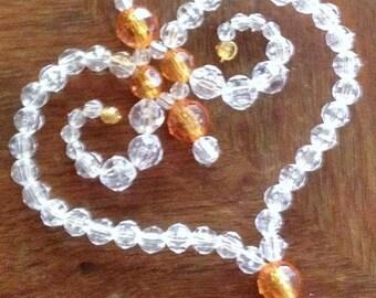 heart ornament/suncatcher