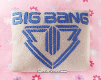 Big Bang Alive Pillow