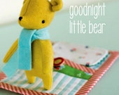 Goodnight Little Bear Pattern
