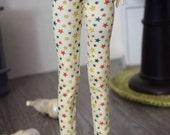 1/4 doll ~ Leggings Stars | BJD (40/43 cm)