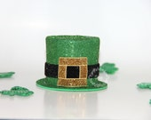 Leprechaun Hat // Mini Leprechaun Hat // St. Patricks Day Hat // Ready to Ship // by Born TuTu Rock