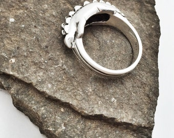 Stegosaurus Ring