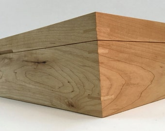 Maple Tea Box
