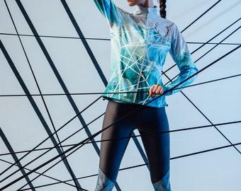 Nordic power - windproof training jacket/ sport jacket