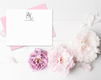 Wedding Thank You Cards | Personalized Wedding Stationery | Wedding Note Cards |  Bridal Shower Thank You Cards