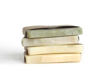 Stocking Stuffer Natural Soap Sampler Husband Gift For Him Men Gift For Father Gift For Boyfriend Vegan Soap Men Stocking Stuffer