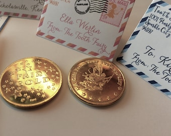 Tooth Fairy Coin