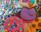 Shopkins Cake Decorations 1 qty Shopkins Number ONLY, Shopkins party, Cookie birthday