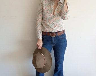 True Vintage 31x32 Levis 684 Super Bell Bottoms Denim Jeans