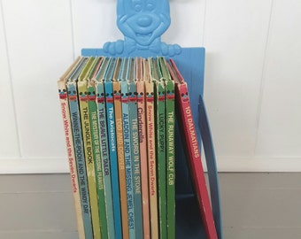 Disney Stories Book Collection with stand