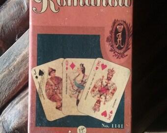 RARE Romanov Playing Cards made in Vienna Austria 1990s Russian Royalty Rasputin