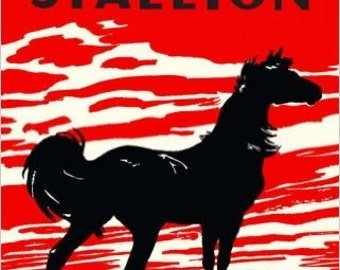 Black Stallion hardback - Retro 1941 Classic Version - NEW!!