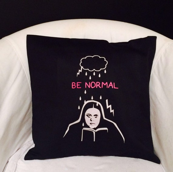 My Mad Fat Diary- Cover Pillow - Rae tribute