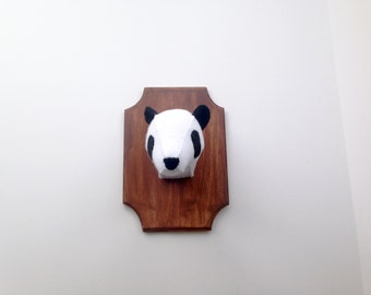 Taxidermy Panda Etsy