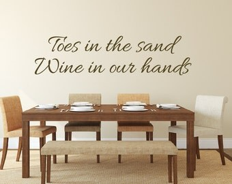 Vinyl Wall Decals Wall Decor Nursery Wall Decals By NewYorkVinyl - Wall decals beach quotes