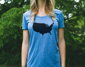 NEW HAMPSHIRE is a State Women's Shirt / New Hampshire Apparel / New Hampshire Shirt / New Hampshire Native / New Hampshire Home / NH Pride