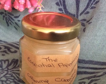 Organic Camomile/Lavender/Orange Calming Cleansing Balm