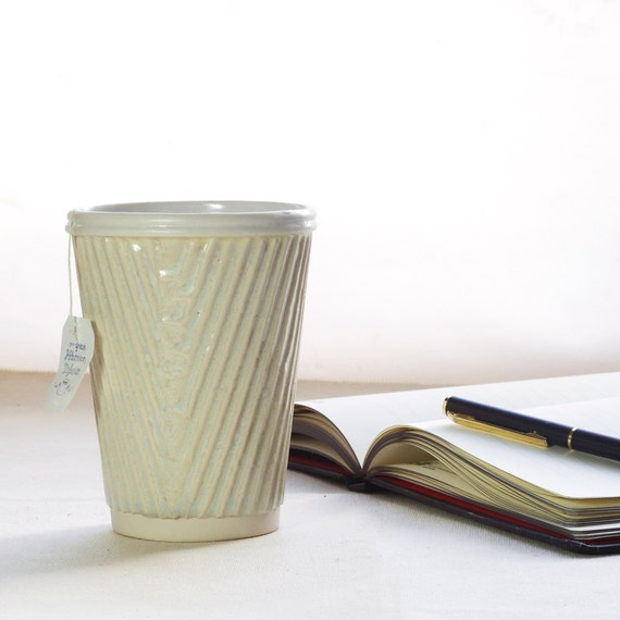 Items Similar To Coffee Cup Or Ceramic Travel Mug