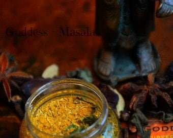 Home grown  Vegan Barbecue Masala mix Ayurveda Indian  Gluten  Free  Paleo Grilling Gourmet Yogi  Curry Wedding  Host  gift  for  grilling