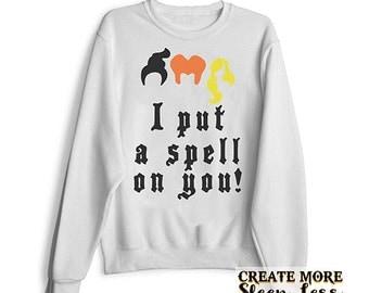 Hocus Pocus Witches. Hocus Pocus Shirt.