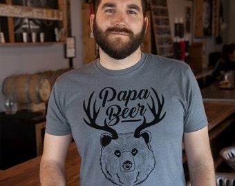 Craft Beer t-shirt- Papa Beer