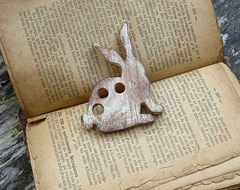 Notions: Mini Hare Thread Keeper by Primitive Hare
