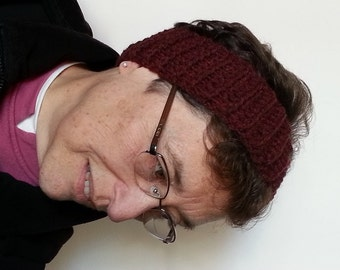 Ribbed Ear Warmer / Headband - Specialty Colors - Various Sizes - Made-to-Order