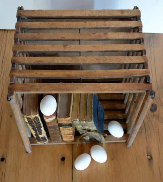 45 Best antiquecrates.com images | Apple crates, Egg ...  |Egg Crate Shelving