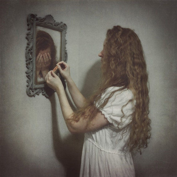 Healing Old Wounds - LIMITED EDITION, Matted Print, Surreal, Whimsical, Fine Art Photography