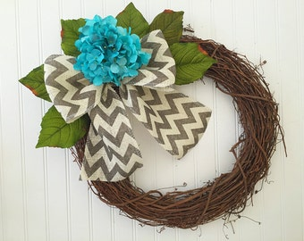 spring wreath, door wreath, wreath for spring, summer wreath, mothers day wreath, door wreath