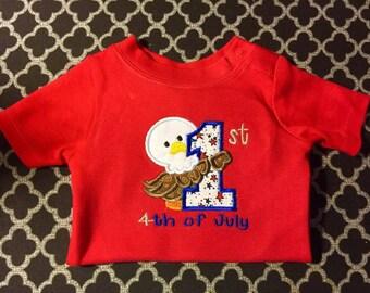 My 1st 4th of July....Onesie/Shirt